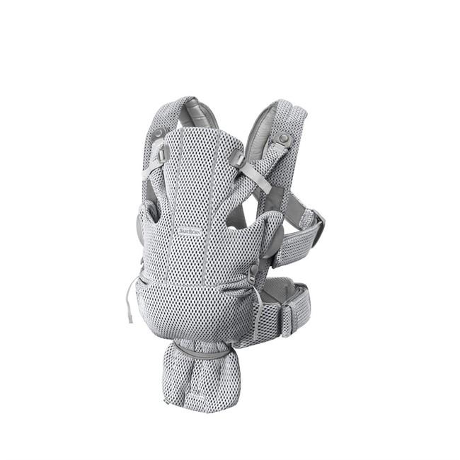 BabyBjörn - Babybjörn Kanguru Move 3D Mesh / Grey
