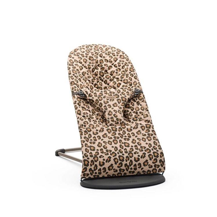 BabyBjörn - BabyBjörn Bliss Ana Kucağı Cotton / Beige Leopard