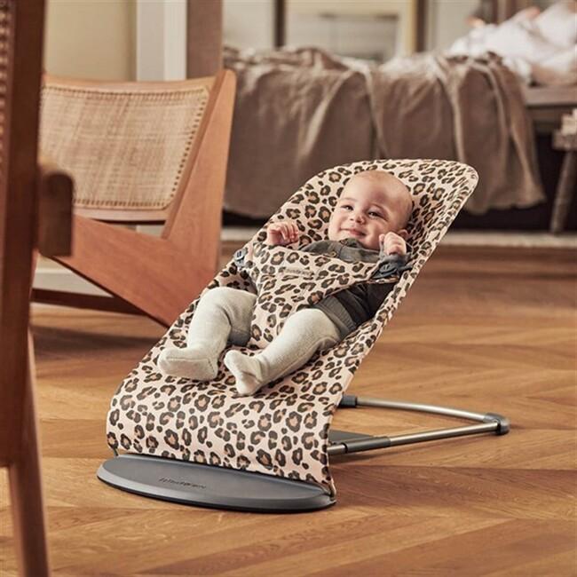BabyBjörn Bliss Ana Kucağı Cotton / Beige Leopard - Thumbnail