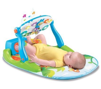 BABYCİM - Babycim 5in 1 Arada Pianolu Oyun Halısı