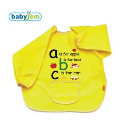 Babyjem - Babyjem Faaliyet Önlüğü Kollu Sarı