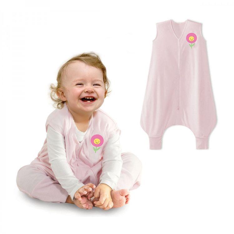 Babyjem - Babyjem Penye Uyku Tulumu Pembe 12-24 Ay