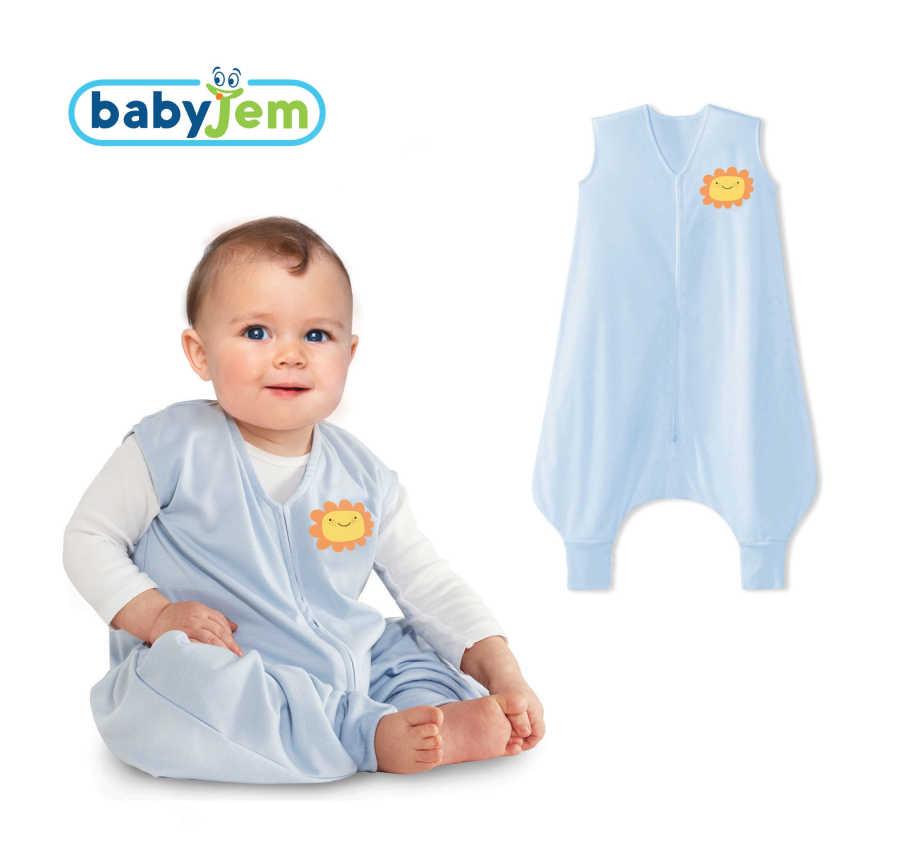 Babyjem Penye Uyku Tulumu Mavi 6-12 ay