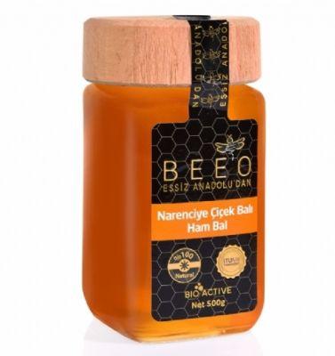 Beeo - Bee'o Narenciye Balı (Ham Bal) 500g