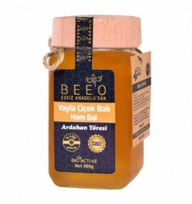 Beeo - BEE'O Yayla Çiçek Balı - Ardahan 500 Gr