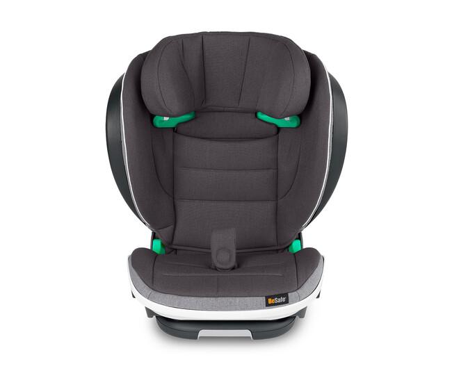 Besafe - Besafe Izi Flex Fix I-Size 15-36 kg Oto koltuğu METALLIC MELANGE