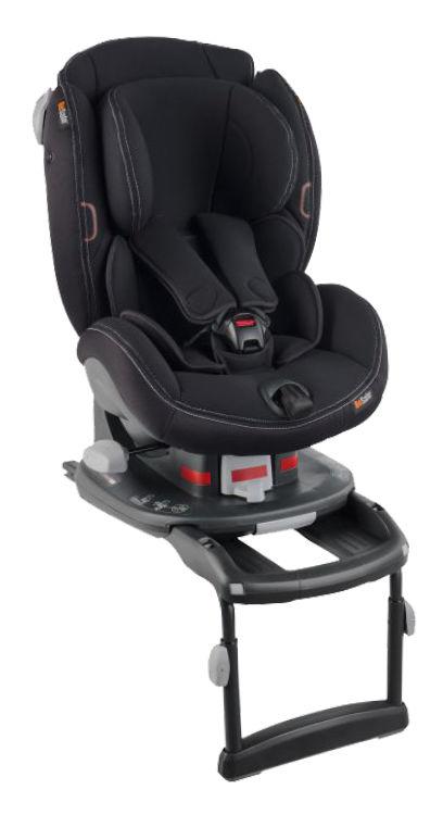 Besafe - Besafe İzi Comfort X3 İsofixli Oto Koltuğu (9-18 Kg) BLACK CAR INTERIOR