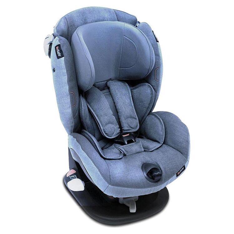 Besafe - BeSafe İzi Comfort X3 Oto Koltuğu 9-18 Kg Cloud Melange