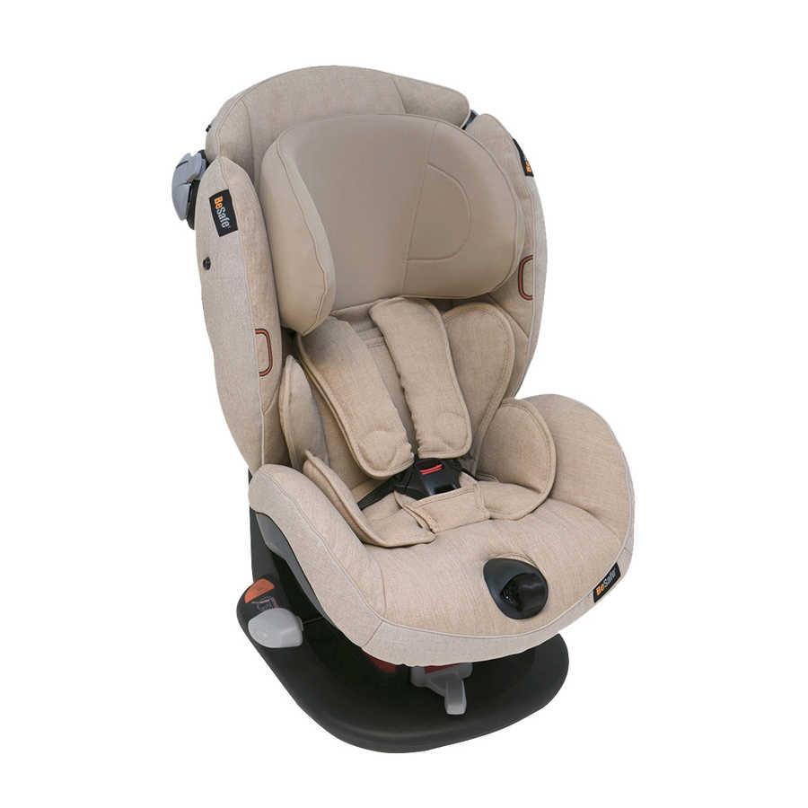 BeSafe İzi Comfort X3 Oto Koltuğu 9-18 Kg IVORY MELANGE