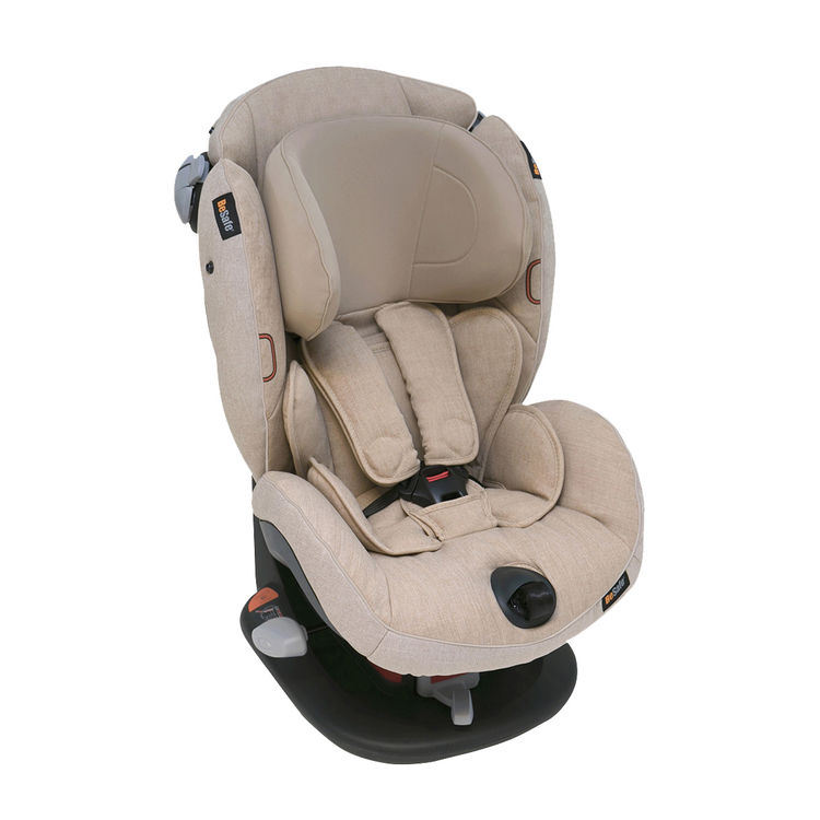 Besafe - BeSafe İzi Comfort X3 Oto Koltuğu 9-18 Kg IVORY MELANGE