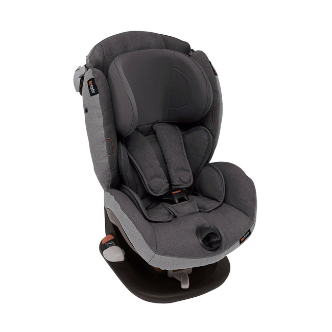 Besafe - BeSafe İzi Comfort X3 Oto Koltuğu 9-18 Kg METALLIC MELANGE
