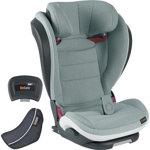 Besafe - Besafe Izi Flex Fix I-Size 15-36 kg Oto koltuğuSea Green Melange