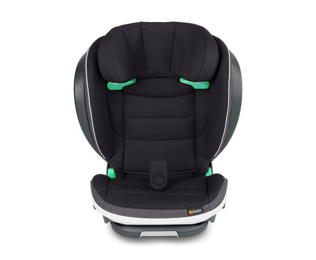 Besafe - Besafe Izi Flex Fix I-Size 15-36 kg Oto koltuğu Midnight Black Melange