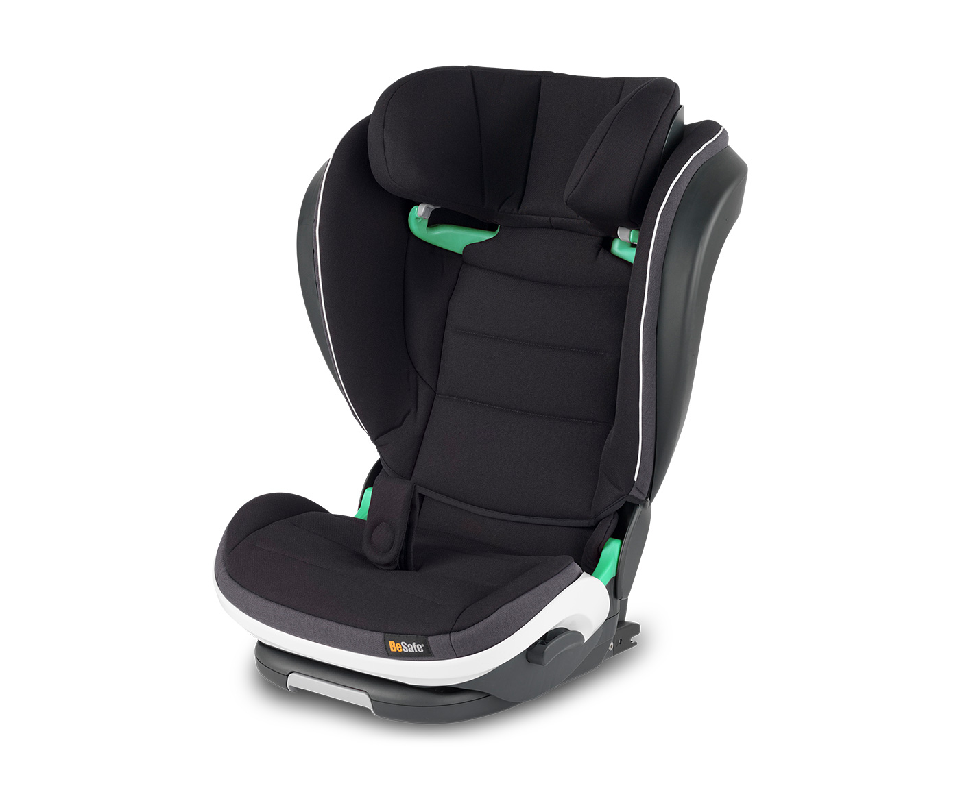 Besafe Izi Flex Fix I-Size 15-36 kg Oto koltuğu Midnight Black Melange