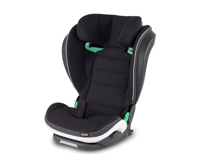 Besafe Izi Flex Fix I-Size 15-36 kg Oto koltuğu Midnight Black Melange - Thumbnail