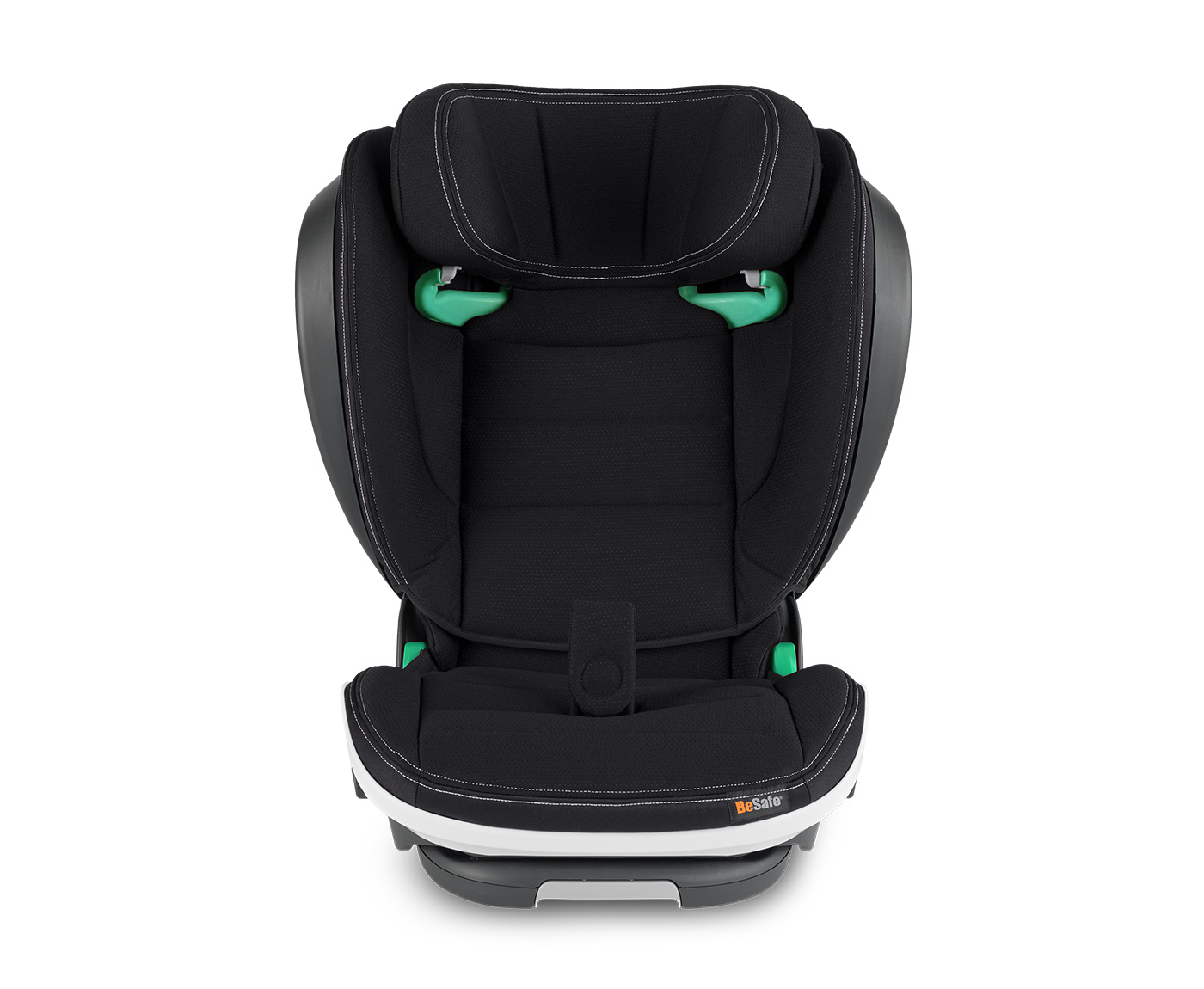 Besafe Izi Flex Fix I-Size 15-36 kg Oto koltuğu Premium Car İnterior BLACK
