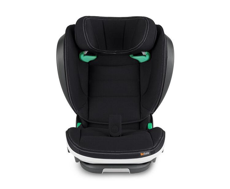 Besafe - Besafe Izi Flex Fix I-Size 15-36 kg Oto koltuğu Premium Car İnterior BLACK