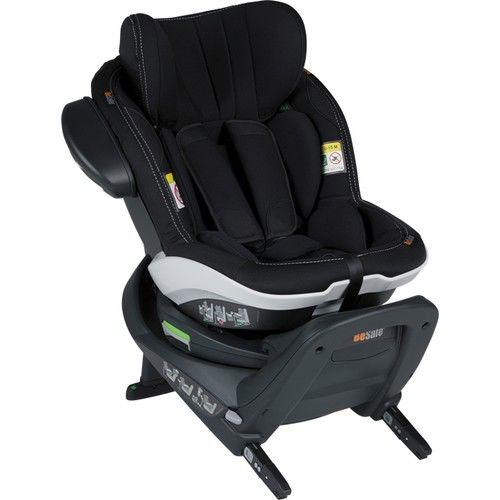 Besafe - BeSafe Izi Turn I-size 0-18 kg 360 ° Dönebilen İsofix'li Oto Koltuğu Premiumcar İnterior Black