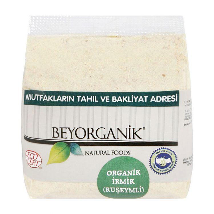 Beyorganik - Beyorganik İrmik Ruşeymli 350 gr