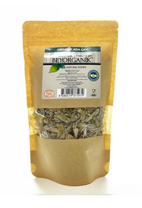 Beyorganik - Beyorganik Organik Adaçayı 50 Gr Kraft Ambalaj