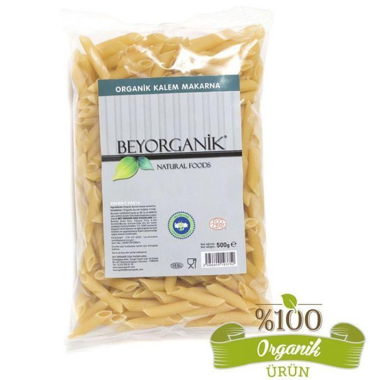 Beyorganik - Beyorganik Organik Kalem Makarna 500 Gr
