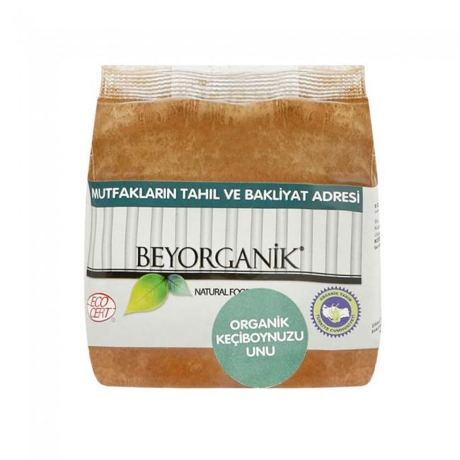Beyorganik - Beyorganik Organik Keçiboynuzu Unu 250 Gr