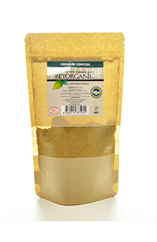 Beyorganik - Beyorganik Organik Kimyon 100 Gr Kraft Ambalaj