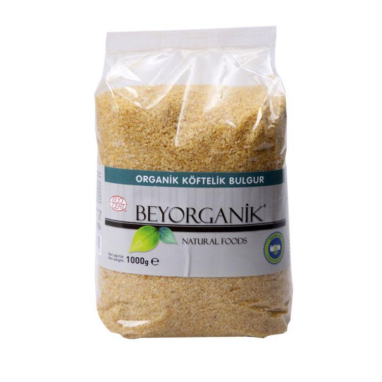 Beyorganik - Beyorganik Organik Köftelik Bulgur 1000Gr