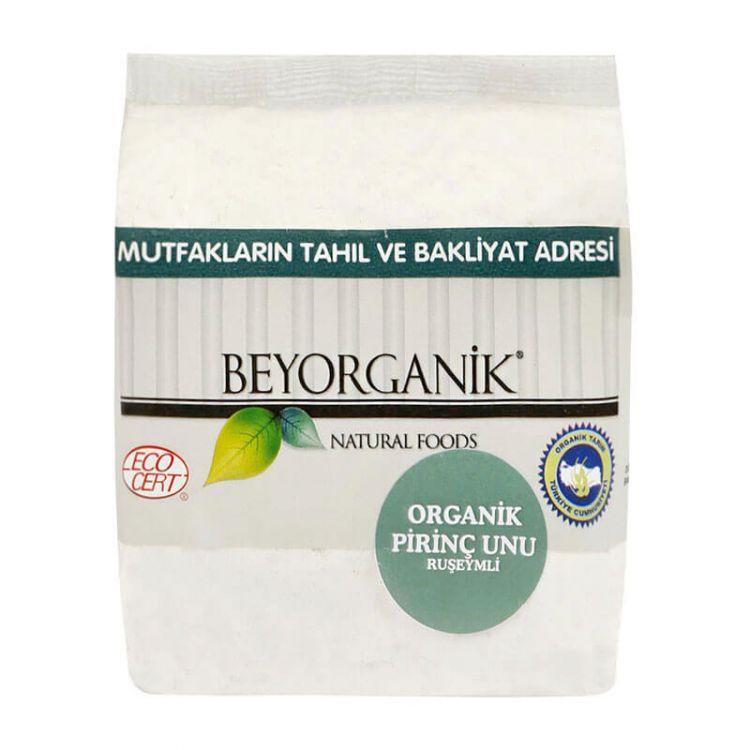 Beyorganik - Beyorganik Organik Pirinç Unu Ruşeymli 350 Gr