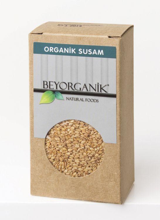 Beyorganik - Beyorganik Organik Susam 100 gr