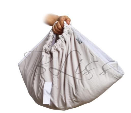 Bliss - Bliss Bebek Taşıma Kundağı Krem
