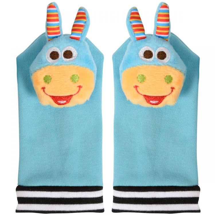 Bondigo - Bondigo Çıngıraklı Çorap & Patik Eşek BP2430