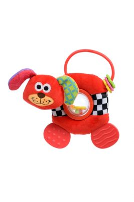 Bondigo - Bondigo Diş Kaşıyıcı ve Yaylı Çıngırak Köpek