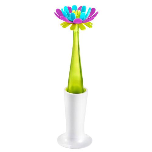 Boon - Boon Sabun Hazneli Silikon Fırça