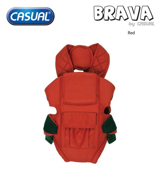 Casual - Brava Lüks Kanguru - Red