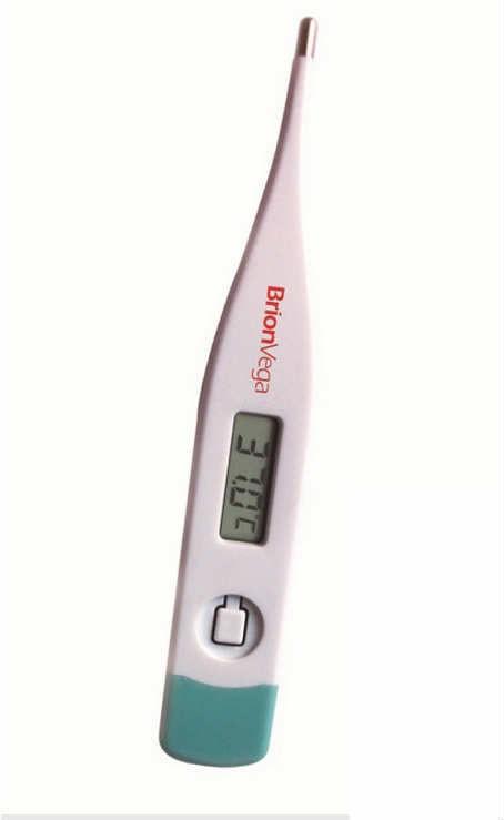 BrionVega - Brionvega Bv1000 Dijital Çubuk Termometre