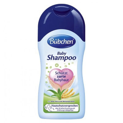 Bübchen - Bübchen kinder Şampuan Hassas Baş Derisi 400 ml