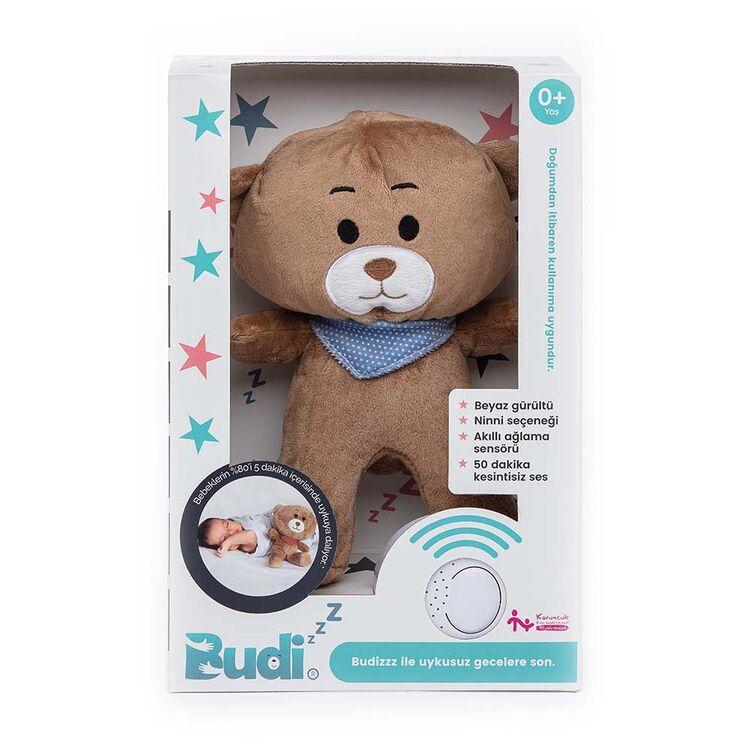 Budizzz - Budizzz Beyaz Gürültü Sağlayan Sensörlü Uyku Arkadaşı-Mavi