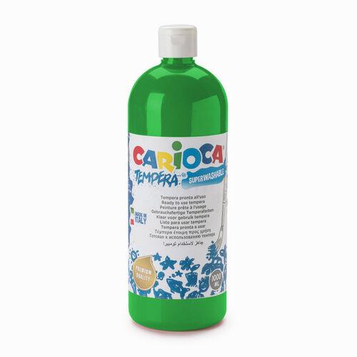 Carioca - Guaj Boya (Süper Yıkanabilir) 1000 Ml Parlak Yeşil