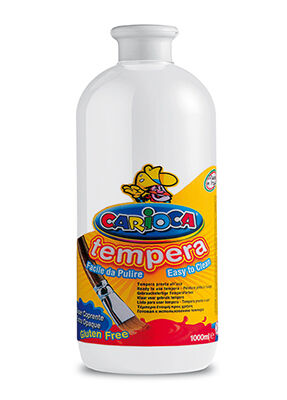 Carioca - Carioca Guaj Boya (Süper Yıkanabilir) 100 ML Beyaz