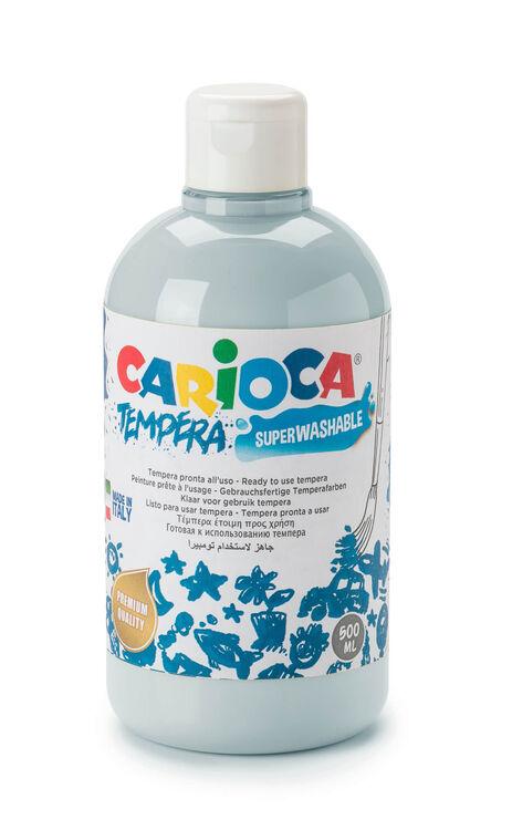 Carioca - Carioca Guaj Boya (Süper Yıkanabilir) 500 ML Gümüş