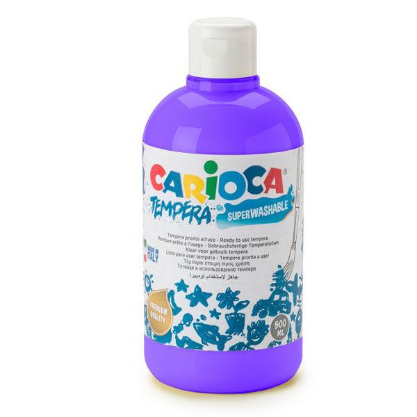 Carioca - Carioca Guaj Boya (Süper Ykanabilir) 500 ML Mor