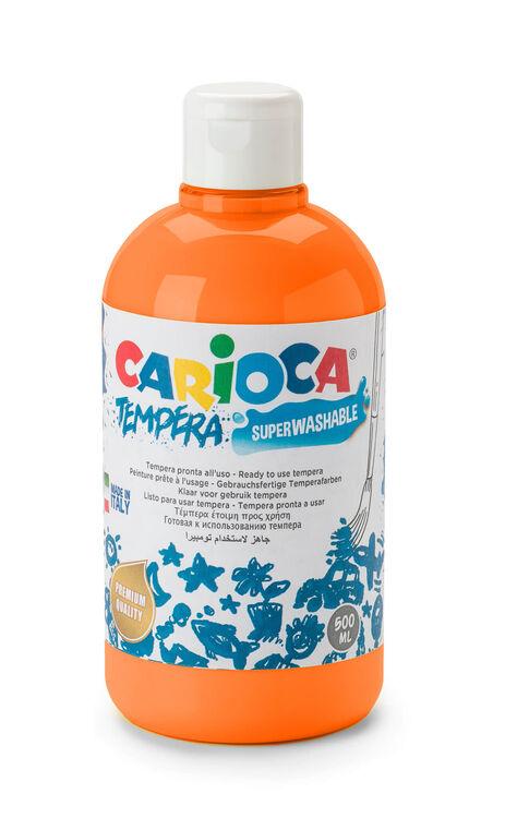 Carioca - Carioca Guaj Boya (Süper Yıkanabilir) 500 ML Turuncu
