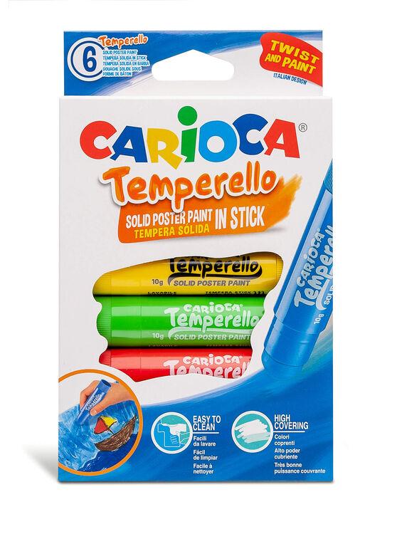 Carioca - Carioca Temperello Poster Boya Kalemi 6'lı