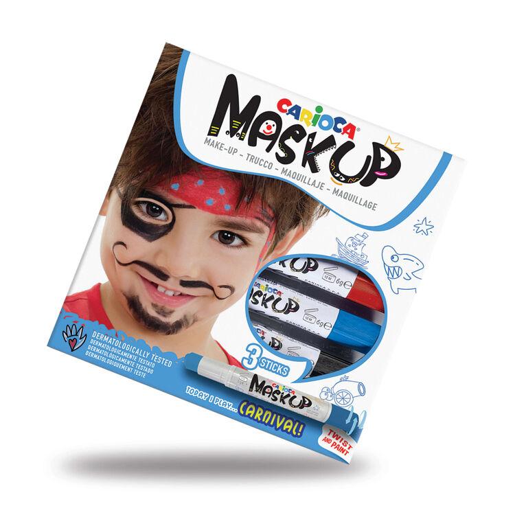 Carioca - Carioca Mask Up Yüz Boyası – Karnaval (3 Renk)