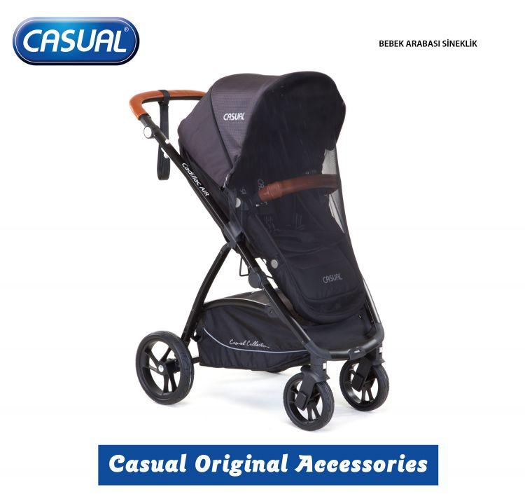 - Casual Bebek Arabası Sineklik