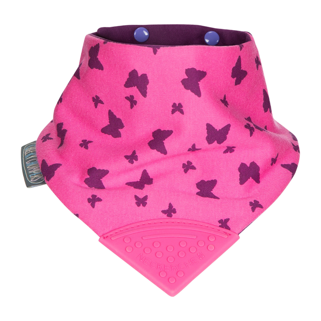 Cheeky Chompers - Cheeky Chompers Neckerchew Flutterby