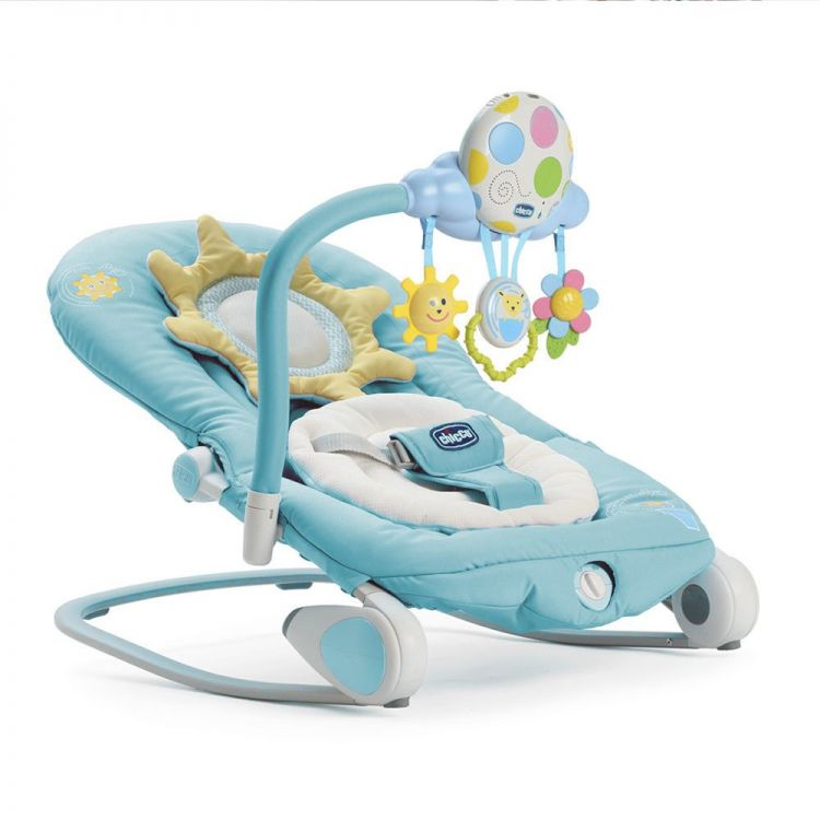 Chicco - Chicco Balloon Bouncer Turquoise