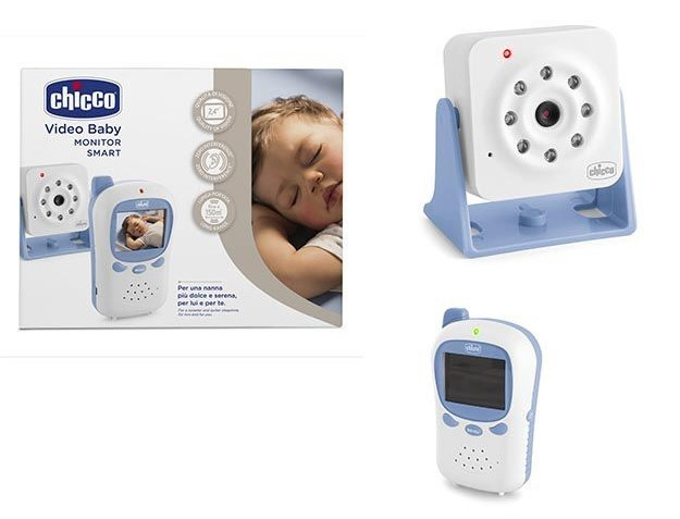 Chicco - Chicco Bebek Control Video Monitorü Basic Smart 260