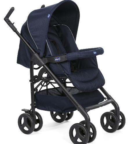 Chicco - Chicco Trio Sprint Travel Sistem Bebek Arabası / Blue Passion